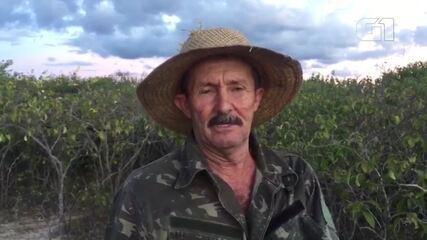 Agricultor João Elias conta como ajudou a capturar Zé do Valério