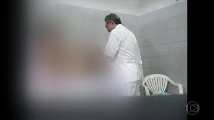 Ginecologista grava vídeos de pacientes nuas e enquanto praticava abusos sexuais