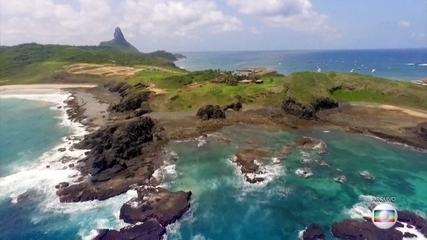 Presidente Bolsonaro quer acabar com taxa de visitação de praias em Fernando de Noronha
