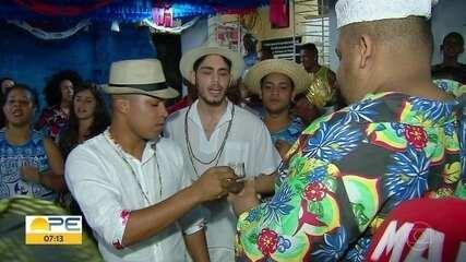 Maracatu Estrela Brilhante celebra 113 anos com homenagens a Oxum
