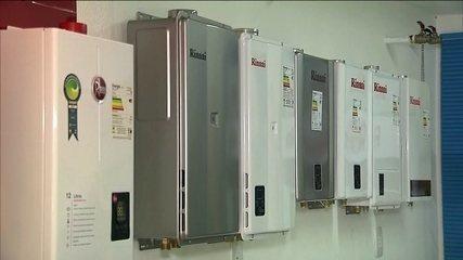 Cuidados com o aquecedor a gás: manutenção tem que ser feita todo ano