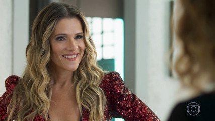 Conheça Silvana Nolasco, personagem de Ingrid Guimarães em 'Bom Sucesso'