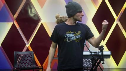 Veja preparação de Hugo Bonemer para a final do 'Show dos Famosos'