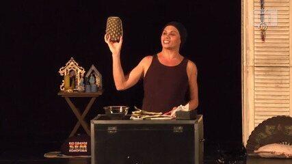 Silvero Pereira fala do universo LGBT na peça Br Trans