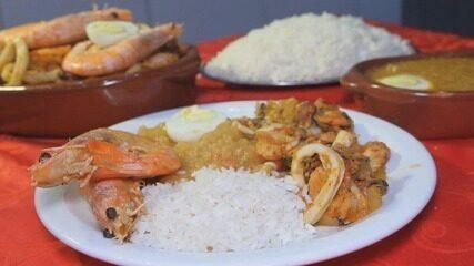 Culinaria #013: Aprenda a fazer uma caldeirada de frutos do mar
