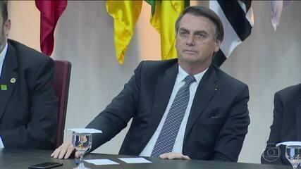 'Se não puder ter filtro, nós extinguiremos a Ancine', declara Bolsonaro