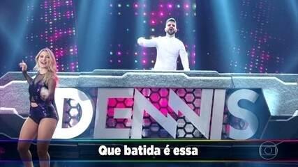 """Dennis DJ toca """"Tô Tranquilão"""""""