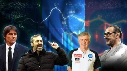 """Janela GE: Como o frio mercado da Itália está sendo conduzido por técnicos """"vira-casaca"""""""