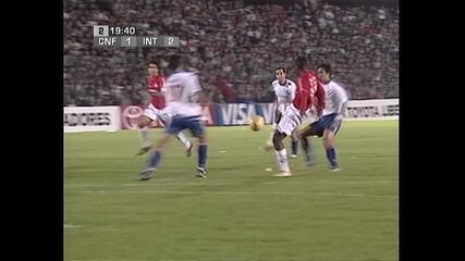 Taça Libertadores: Nacional 1 x 2 Internacional - 27/04/2006