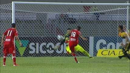 Gols de CRB 2 x 0 Criciúma, pela Série B do Brasileiro