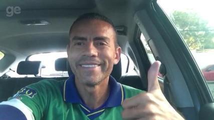 Ediglê relembra Nacional x Inter em 2006
