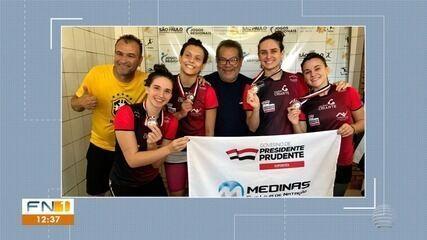 Confira a participação dos atletas e times do Oeste Paulista nos Jogos Regionais