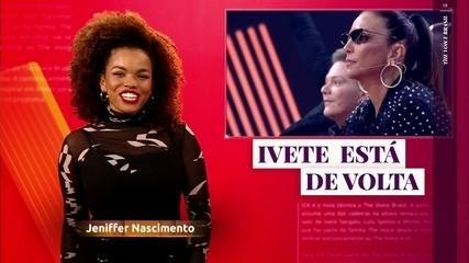 CHAMADA THE VOICE 25/07