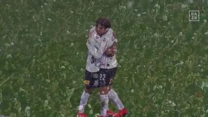 Melhores momentos: Corinthians 2 x 0 Montevideo Wanderers