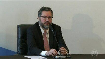 Brasil envia aos EUA indicação de Eduardo Bolsonaro para embaixador