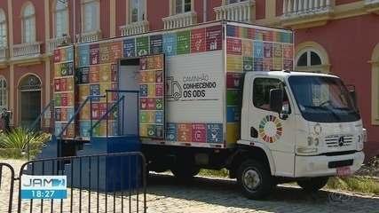 Desafios da ONU são debatidos durante Viarada Sustentável em Manaus