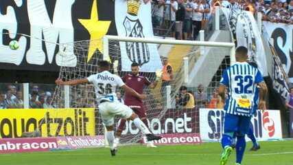 Melhores momentos: Santos 3 x 1 Avaí pela 12º rodada do Campeonato Brasileiro