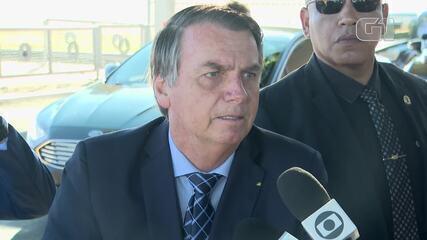 Bolsonaro: 'Se o presidente da OAB quiser saber como o pai desapareceu, eu conto para ele'