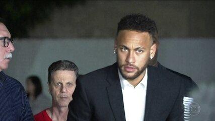 Polícia de São Paulo conclui inquérito que apurava denúncia de estupro contra Neymar