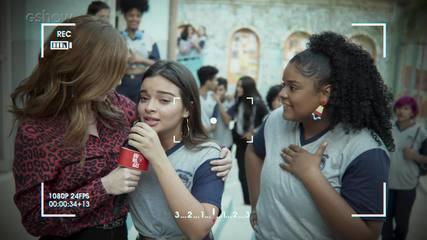 31/7- Teaser 'Malhação - Toda Forma de Amar': Raíssa e Nanda disputarão concurso
