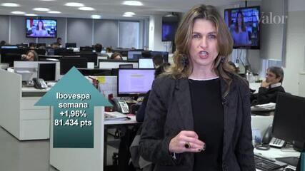 Petrobras e exterior levam Ibovespa de volta ao maior nível desde maio