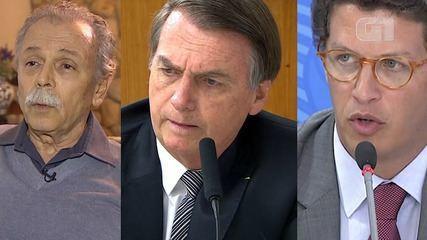 Críticas do governo sobre dados do desmatamento levam à exoneração de diretor do Inpe