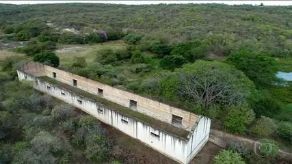 O tombamento de uma construção ajuda a lembrar de uma das maiores secas do século passado