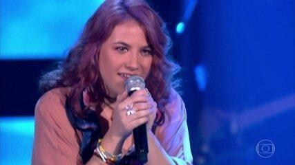 """Mariella canta """"Dindi"""""""