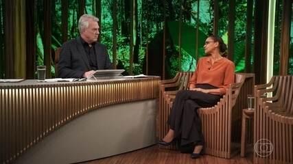 Marina Silva fala sobre Chico Mendes