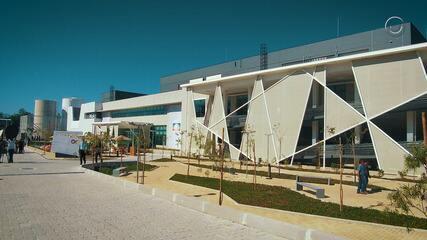 Veja como foi a inauguração do MG4, o novo complexo de estúdios da Globo