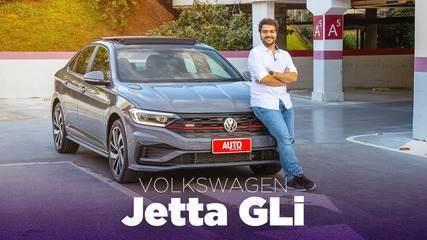 Volkswagen Jetta GLI: o sedã mais rápido que Golf GTI