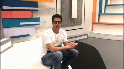 Leo Portiolli elogia a colega de trabalho, Daiane Fardin