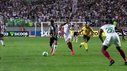 Melhores momentos: Atlético-MG 2 x 1 Fluminense pela 14ª rodada do Brasileirão