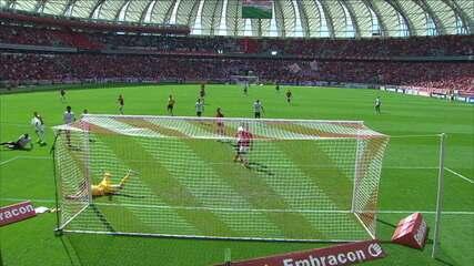 Melhores Momentos de Internacional 0 x 0 Corinthians pela 14º rodada do Brasileirão