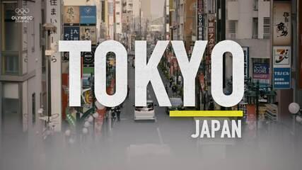 All Around - Começa a jornada rumo a Tóquio 2020