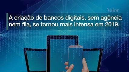 Banco digital acelera expansão e testa fôlego do segmento