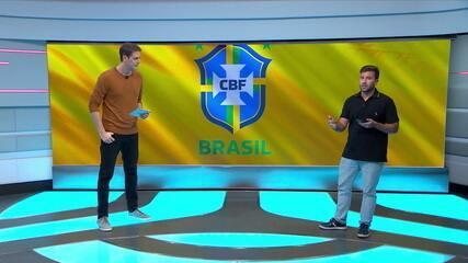 Radar da Seleção projeta convocação com novidades na volta do futebol europeu