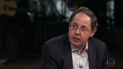 Giannetti reforça a necessidade de buscar alianças entre oposições pela melhoria do Brasil