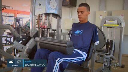 Atleta paralímpico da região tem chances de ir a Tóquio em 2020