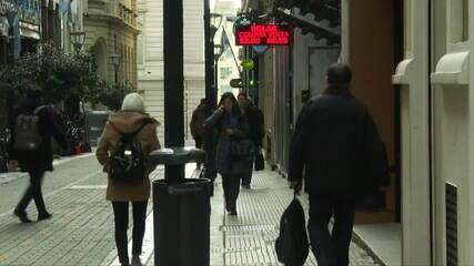 Inflação na Argentina é a segunda maior do continente, atrás da Venezuela