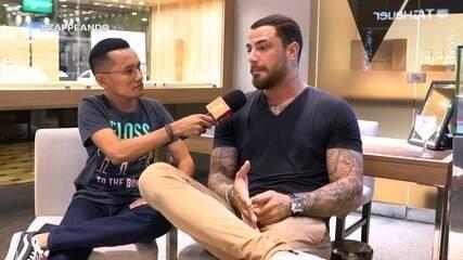 Parte 1: Dieguinho bate um papo com o ator Felipe Titto