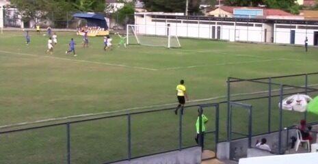 Com gol de Danilo, Piauí vence Krac na segunda rodada do Piauiense sub-17