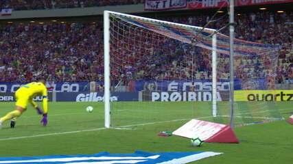 Melhores Momentos: Fortaleza 0 x 1 Internacional pela 15ª rodada do Campeonato Brasileiro