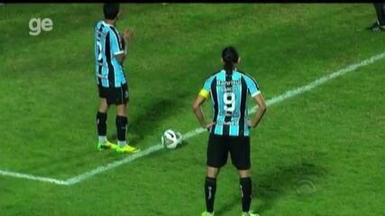 Barcos desperdiça chance na derrota para o San Lorenzo na Libertadores