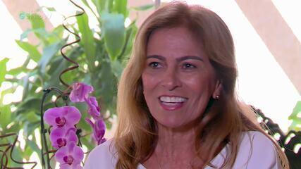Miriam Macedo fala sobre as dificuldades no início da carreira de Anitta