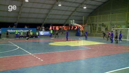 Taça Clube de Futsal - Gol de Darly, do Só Nois