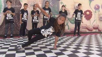Grupo de Itanhaém que brilha no breakdance espera que modalidade vire esporte olímpico