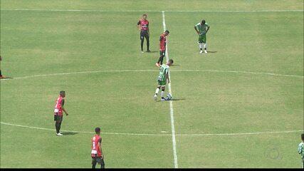 Relembre como foi o polêmico empate entre Miramar e São Paulo Crystal, no Almeidão