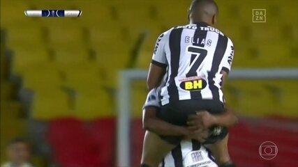 Atlético-MG derrota o La Equidad e garante vaga na semifinal da Copa Sul-Americana