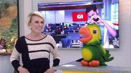 Cauê Fabiano no 'Mais Você': reveja momentos engraçados do jornalista com Ana Maria Braga